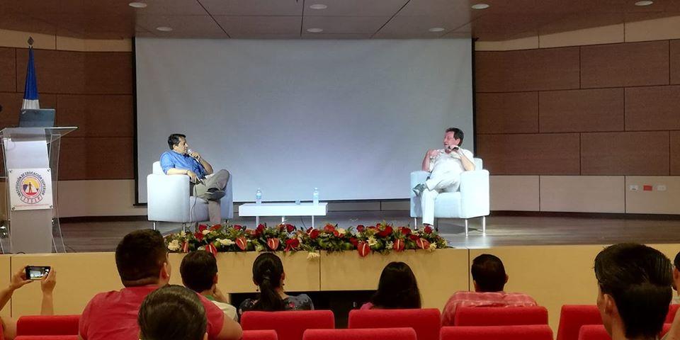 """Conversatorio: Ingeniero Ramiro Perez - """"Empresa y emprendimiento"""" ITFIP 2019"""